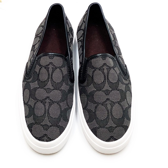 Coach Shoes | Chrissy Slip On Sneakers